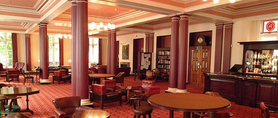 Athenaeum Newsroom Liverpool