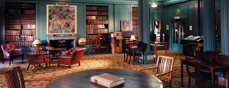 Liverpool Athenaeum Library