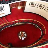 Liverpool Athenaeum Spiral Staircase
